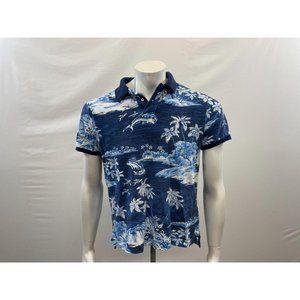 Polo Ralph Lauren Men's Custom Slim Fit Blue